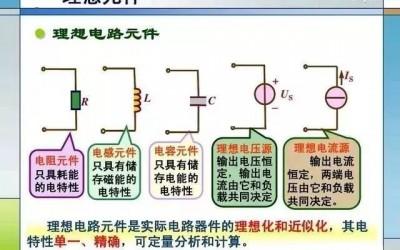 常见电工术语解释